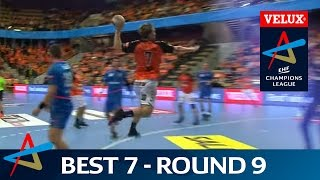 Best 7 | Round 9 | VELUX EHF Champions League