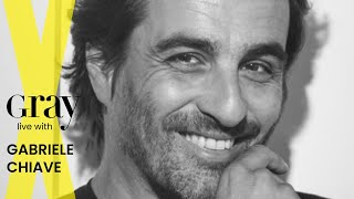 Gabriele Chiave of Marcel Wanders Studio joins us live for our Virtual Design EXPO Speaker Series