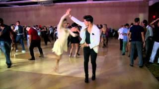 Nery Garcia & Liz Lira Social Dancing at Orlando Salsa Congress 2015