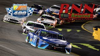 Federated Auto Parts 400 @ Richmond Raceway | MENCS Rewind Show