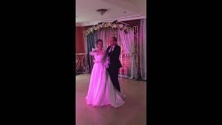 Свадебный танец молодых - Наргиз и Фадеев Мы вдвоем