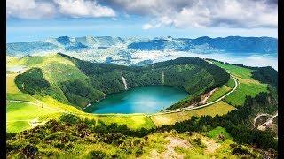 Azoren Wunderwelt im Atlantik | Atemberaubendes Tierreich und Naturspektakel im Meer | Doku 2018 HD