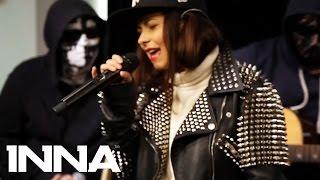 INNA - Fata din Randul Trei | Live @ Kiss FM