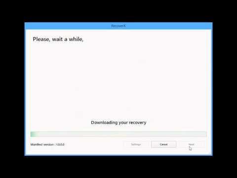 RecoverX 1.6.0.0