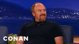 Louis C.K. Hates Cell Phones thumbnail
