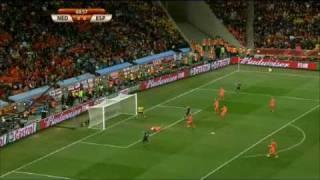 ¡España, campeona del Mundo! Holanda 0 - 1 España