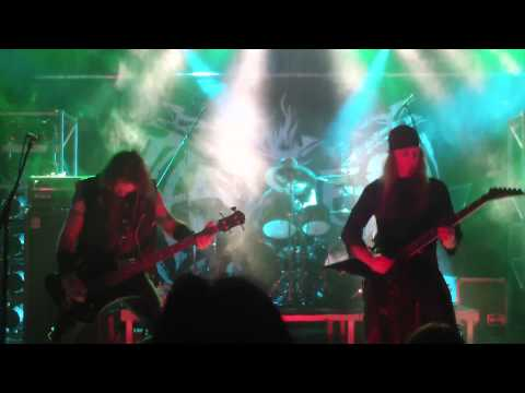 Hades almighty -The spirit of an ancient past Live @ Kings of Black Metal 2013