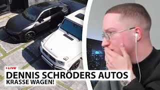 "Justin reagiert auf ""Dennis Schröder Car Collection 🔥"" 