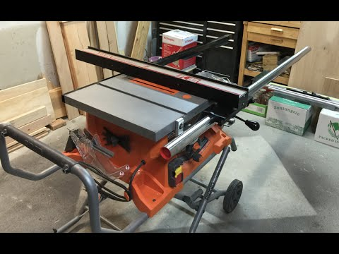 Vega pro 50 table saw fence system youtube vega pro 50 table saw fence system greentooth Image collections