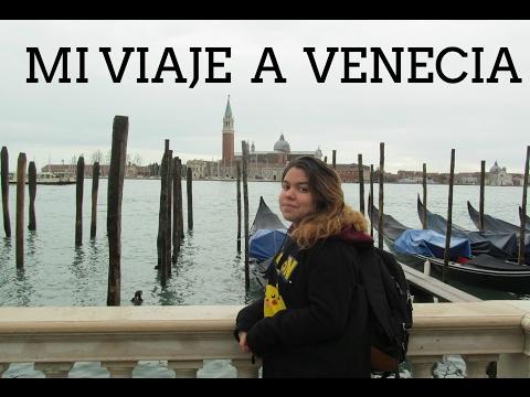 Vlog de mi viaje a venecia Italia /Laura Park