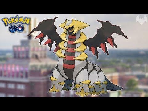 Ein paar Giratina Raids - Pokemon GO Season 2 - Deutsch German - Dhalucard thumbnail