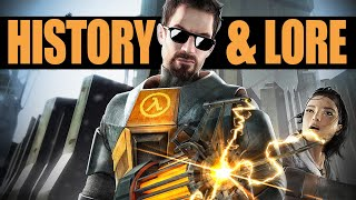 The Complete History & Lore of Half-Life