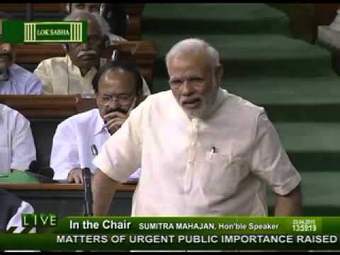There is nothing more important than the life of the farmer: PM in the Lok Sabha