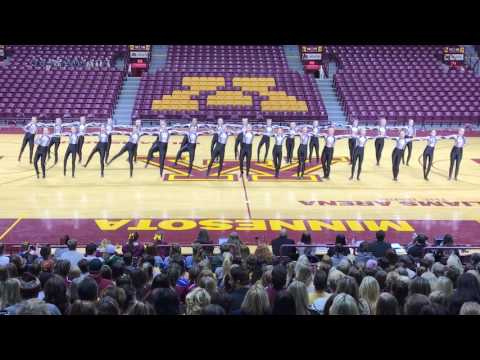 Brainerd Dance Team Kick Best of the Best 2017
