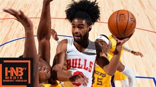 Los Angeles Lakers vs Chicago Bulls Full Game Highlights | July 5 | 2019 NBA Summer League