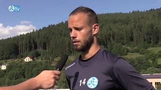 Neu bei den Blauen: Interview mit Christian Ortag