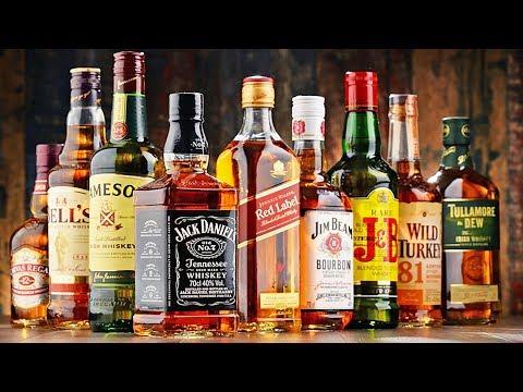 С КАКОГО ВИСКИ НАЧАТЬ ? Лучший виски до 1500 рублей