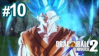 10 dragon ball xenoverse xv2 超級撒亞人藍 英文字幕