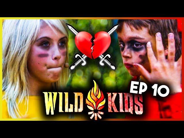 KÄRLEKSPARET MÖTS I DRAMATISK DUELL - Wild Kids ep 10