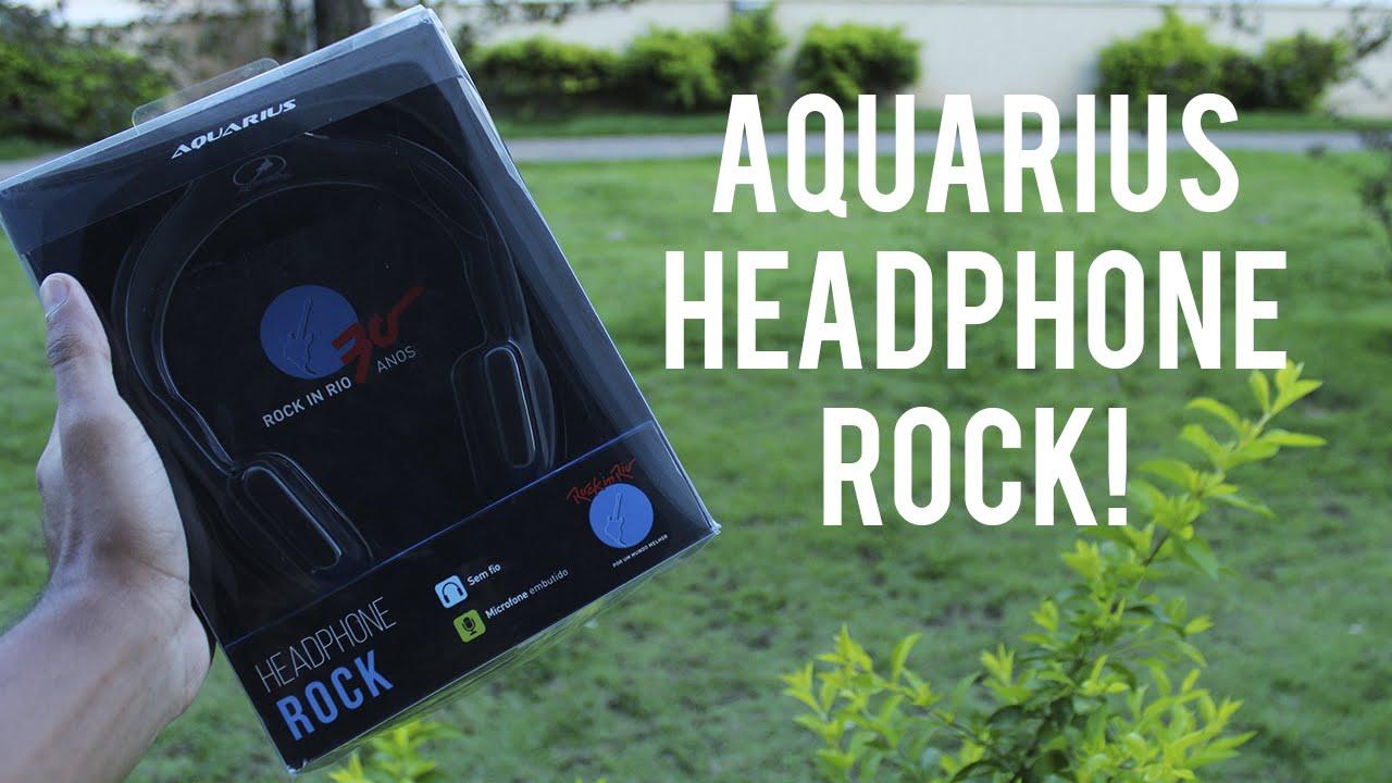 8137596362e Análise - Headphone Rock - Um Headphone Bluetooth Brasileiro
