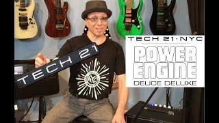 Tech 21 Power Engine Deuce Deluxe - Demo