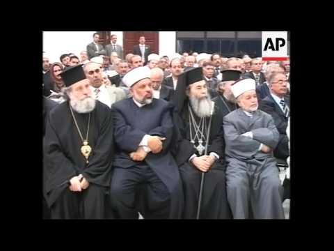 Abbas on elex and Hamas, Hamas reax, Solana diplomacy
