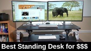 Best Sit Stand Desk Manual- Flexispot M3B
