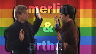 two hours of arthur and merlin interactions (merthur)