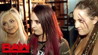 The Riott Squad to battle The Bella Twins & Natalya tonight: Raw Exclusive, Sept. 24, 2018