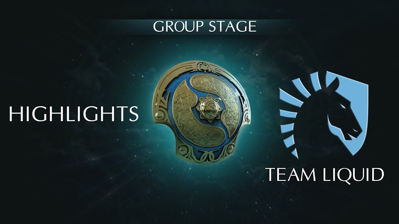 Group Stage Ti8