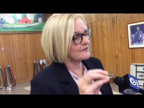 Claire McCaskill discusses GOP health care plan