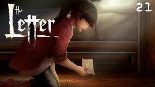 Manda Plays: The Letter - A horror visual novel #21