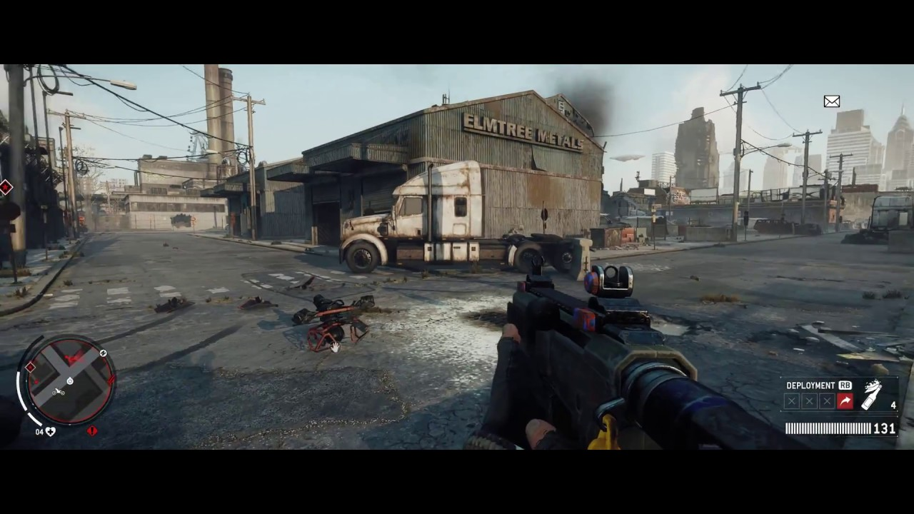 Homefront The Revolution   PC GAMEPLAY   ULTRA / 200 FPS / ULTRAWIDE / 20K RES