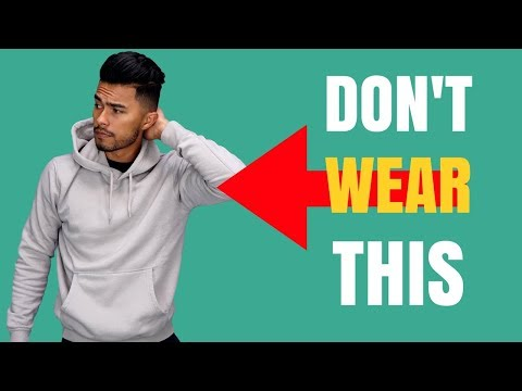 7 Things to NEVER Wear In The Summer