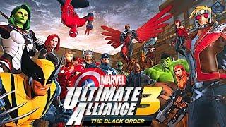 Marvel Ultimate Alliance 3 REVEALED!