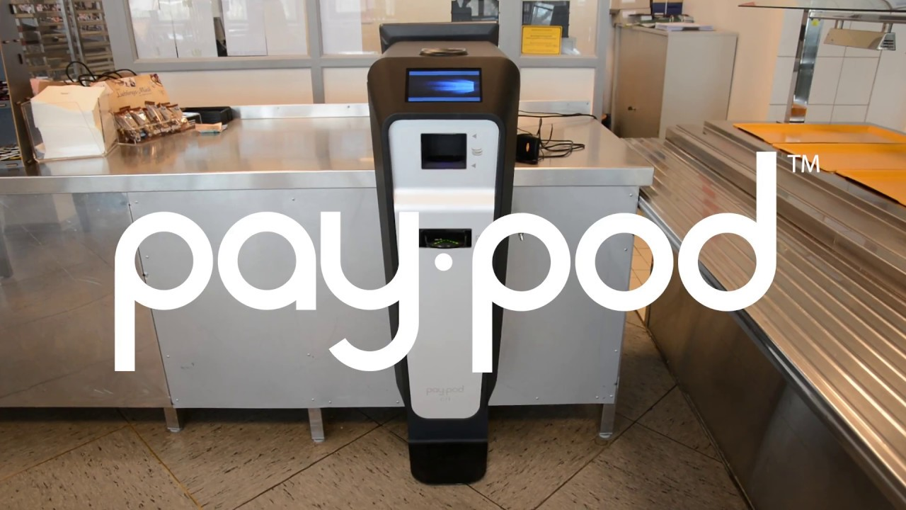 Paypod Hybrid Helps Retailers with Cash Management