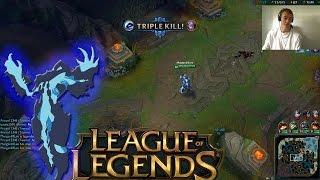 League of Legends - The Poke God! #1