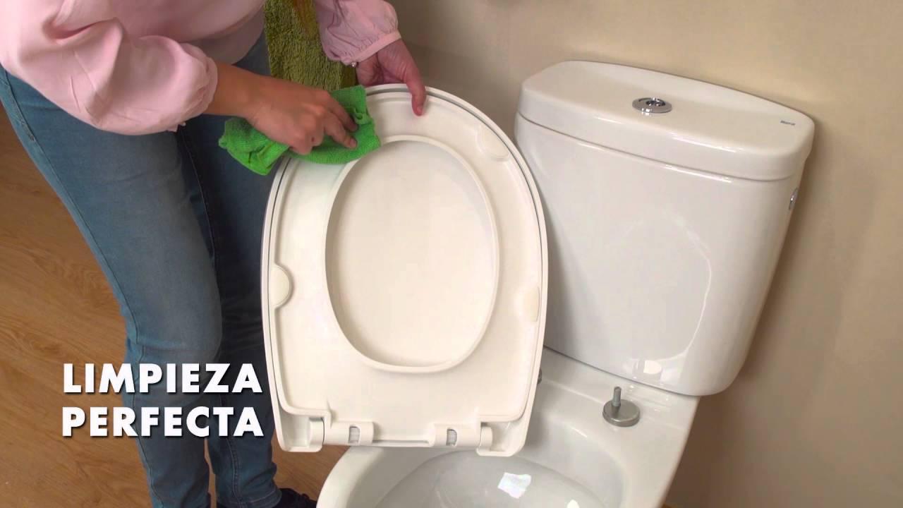 Como Limpiar El Wc Stunning Como Limpiar La Plata Fcilmente En  ~ Como Limpiar El Fondo Del Inodoro