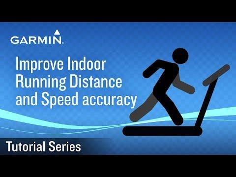 Tutorial Improve Indoor Running Distance and Speed accuracy