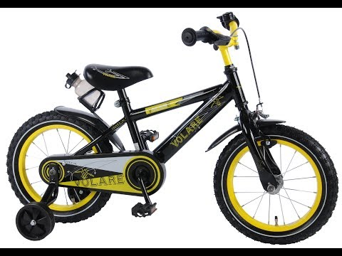 Volare Freedom 14 inch boys bicycle 95% assembled - 81415