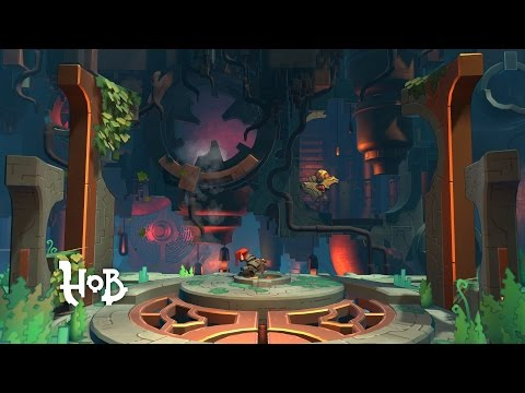 HOB | World Raise Trailer PS4 + PC
