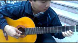 Ngày xưa ơi - Guitar (HUS Guitar Club)