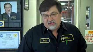 Meet Rick from Certified Transmission