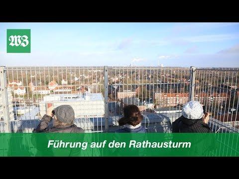 Führung Auf Den Rathausturm | Wilhelmshavener Zeitung