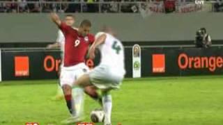 فيديو من الذاكرة -عندما ثأرت مصر وفكت العقدة الجزائرية بالأربعة
