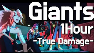 [No Ads] Giants -True Damage 1시간 1Hour