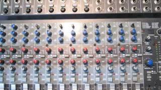 Multimix 16 FW Prefader Recording umlöten