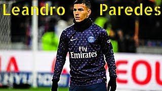Leandro Paredes vs Nantes (Away 4/17/2019) HD