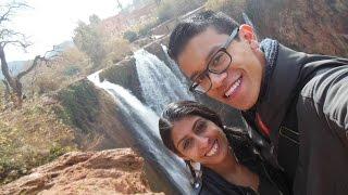 Morocco 2015: Ouzoud Waterfalls (Cascades d