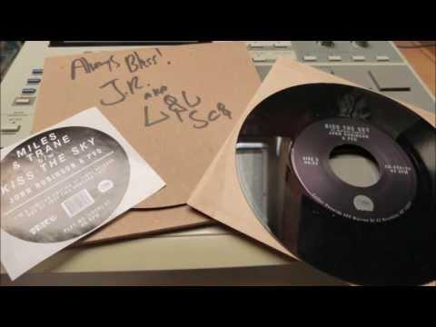 John Robinson & PVD - Kiss The Sky (Instrumental)